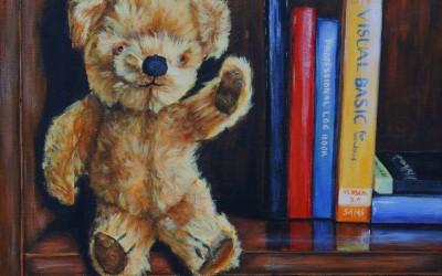 """""""Teddy Bear's Shelf"""""""