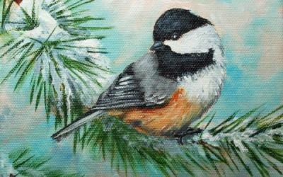 Snow Bird #12