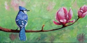 Magnolia&Blue
