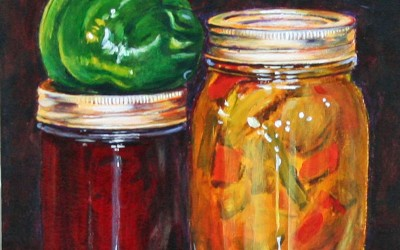 End Of Garden Preserves